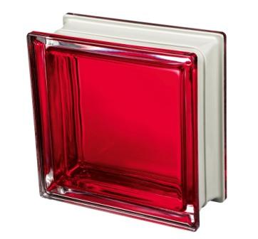 Pustak szklany luksfer Q19 Rubino T Met Seves Design