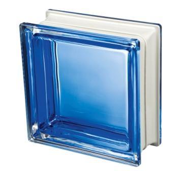 Pustak szklany luksfer Q19 Zaffiro T Met Seves Design