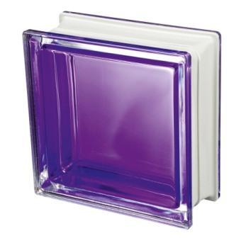 Pustak szklany luksfer Q19 Ametista T Met Seves Design