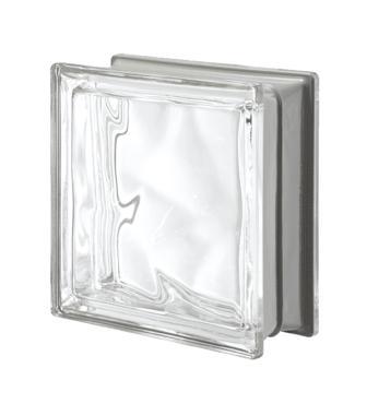 Pustak szklany luksfer Q19 Neutro O Met Seves Design