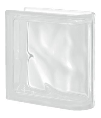Pustak szklany luksfer Ter Lineare Neutro O Seves Design