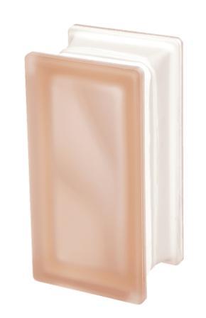 Luksfer pustak szklany R09 Rosa O Sat Seves Design