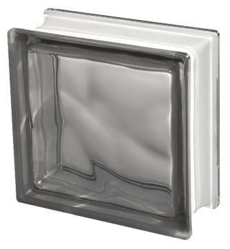 Luksfer pustak szklany Q19 Nordica O Met Seves Design